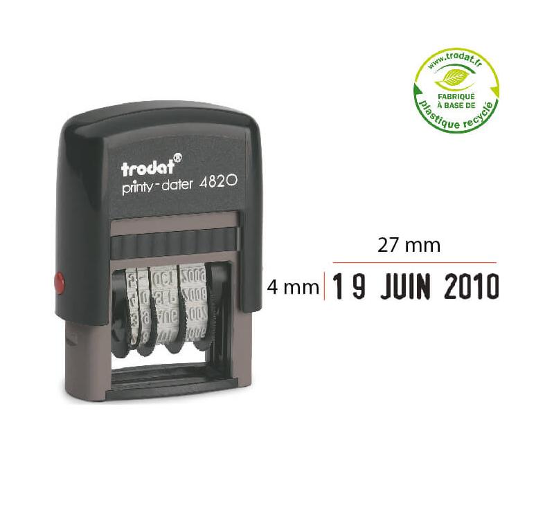 tampon-dateur-trodat-printy-4820